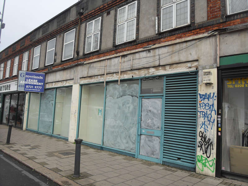 Retail Property (high Street) Commercial for rent in Harrow Road, HA9