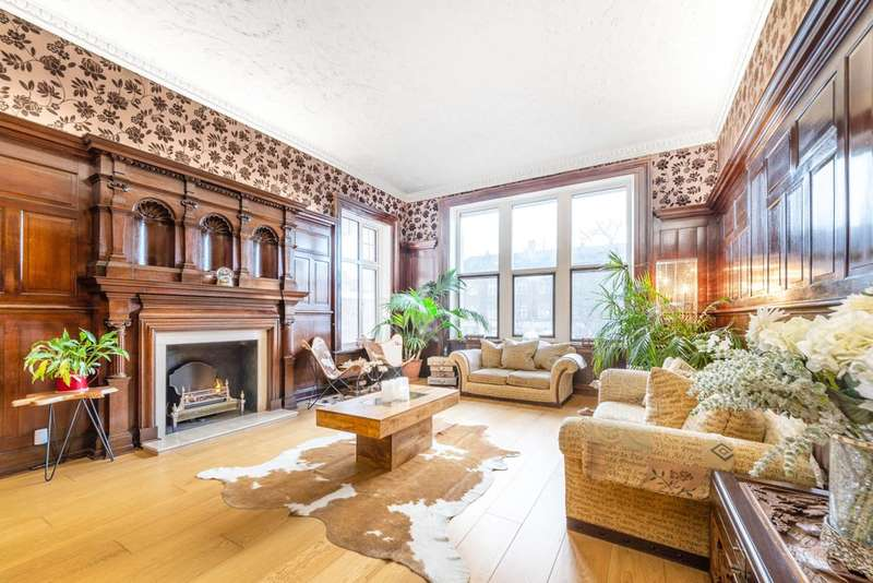 4 Bedrooms Flat for sale in Palace Court, Hampstead, NW3