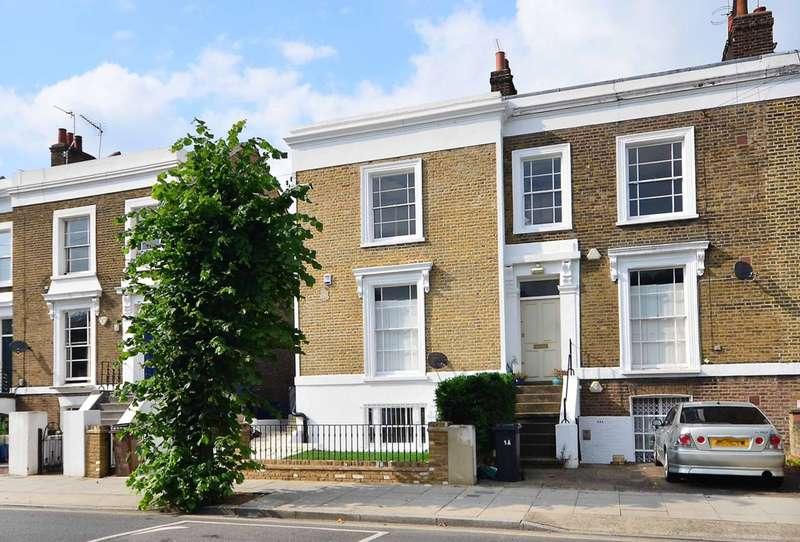 4 Bedrooms House for rent in Englefield Road, De Beauvoir Town, N1