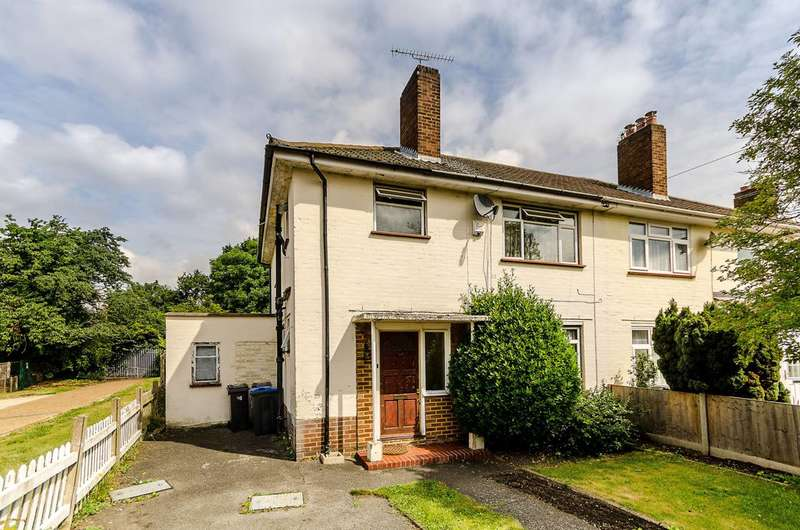 4 Bedrooms Semi Detached House for rent in South Park Grove, New Malden, KT3