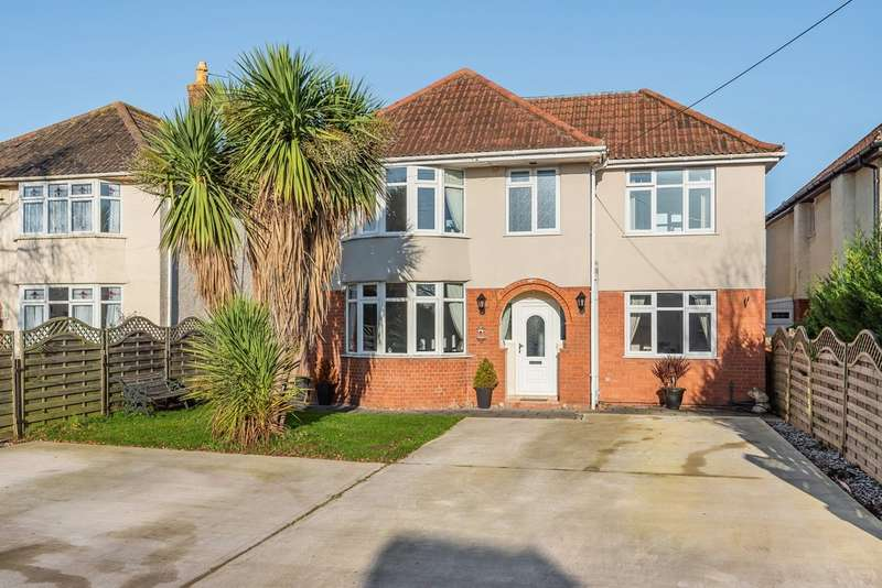 5 Bedrooms Detached House for sale in Chedzoy Lane, Bridgwater