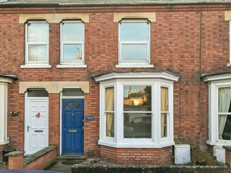 2 Bedrooms Terraced House for rent in Fardell Road, Wisbech, PE13