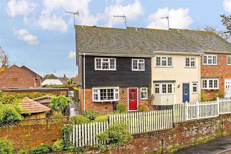 4 Bedrooms End Of Terrace House for sale in Town Farm, Wheathampstead, Hertfordshire