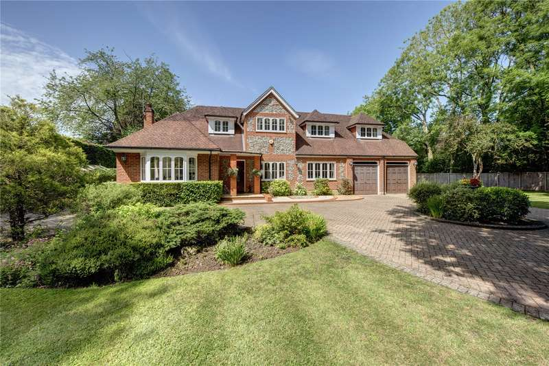 5 Bedrooms Detached House for sale in Mill Lane, Hurley, Maidenhead, Berkshire, SL6