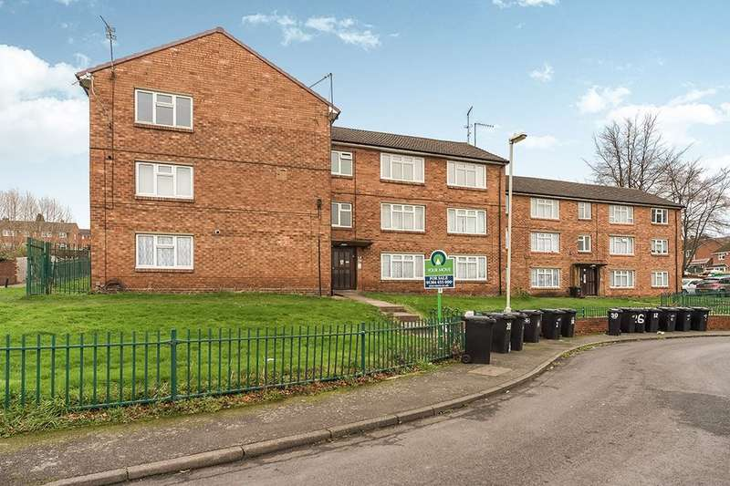 2 Bedrooms Flat for rent in Pleasant View, Dudley, DY3