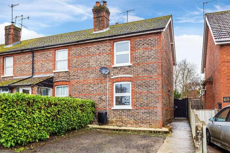 2 Bedrooms End Of Terrace House for sale in Lagham Road, South Godstone, Godstone, RH9