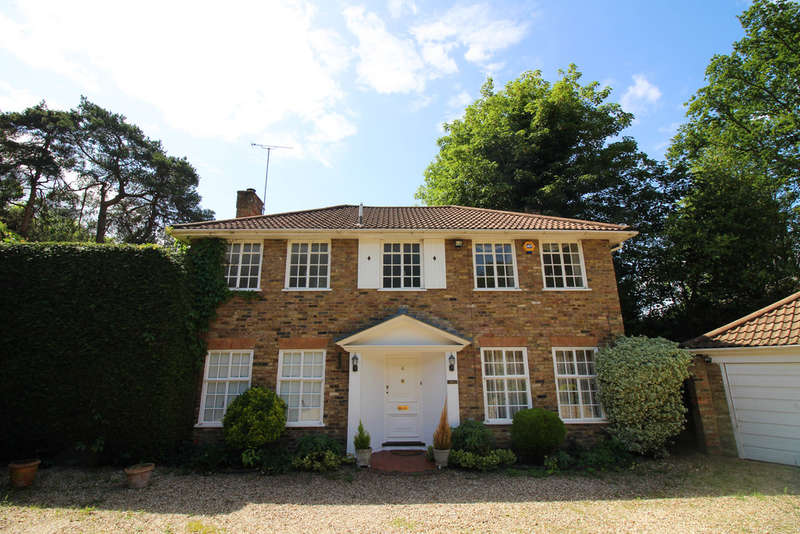 4 Bedrooms Detached House for rent in Georgian Close, Camberley
