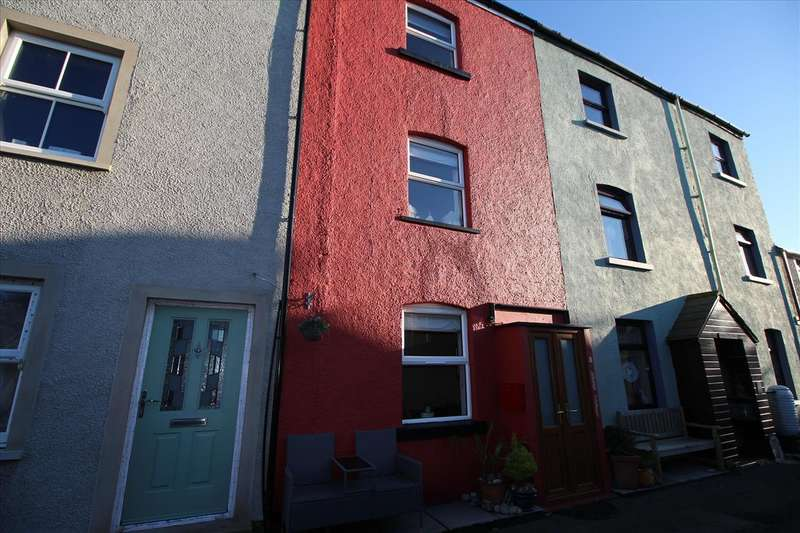 2 Bedrooms Cottage House for rent in Pebble Cottage, 3 Commerce Terrace, SILECROFT