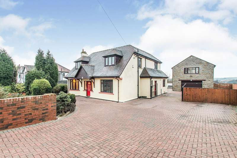 6 Bedrooms Detached House for sale in Rein Road, Tingley, Wakefield, West Yorkshire, WF3