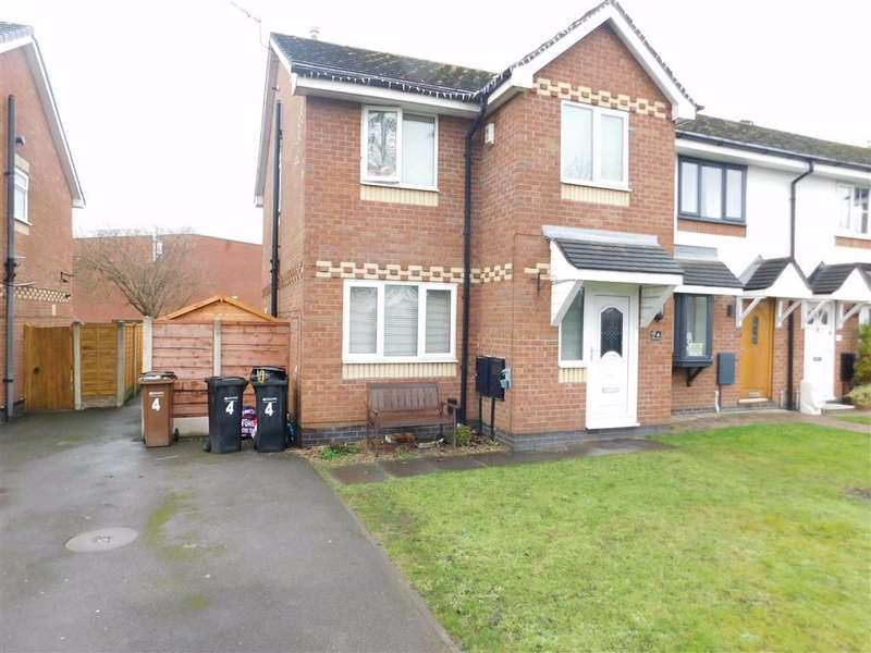 3 Bedrooms Mews House for sale in Oldcroft Mews, Offerton, Stockport