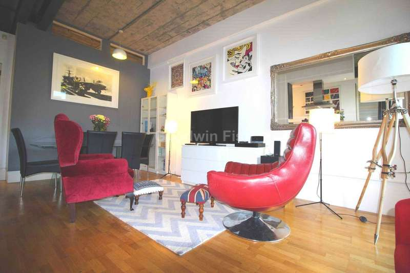 2 Bedrooms Apartment Flat for rent in The Boxworks, 4 Worsley Street, Castlefield