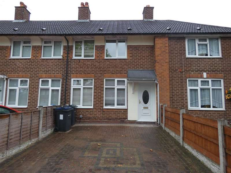 2 Bedrooms Terraced House for rent in Hilderstone Road, Yardley, Birmingham