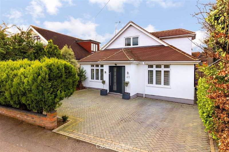4 Bedrooms Detached House for sale in Batchwood View, St Albans, Hertfordshire