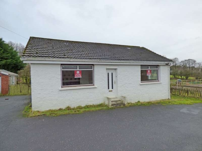 3 Bedrooms Bungalow for sale in Burnside Bungalow, Burnside Bungalow, Coylton, Ayr