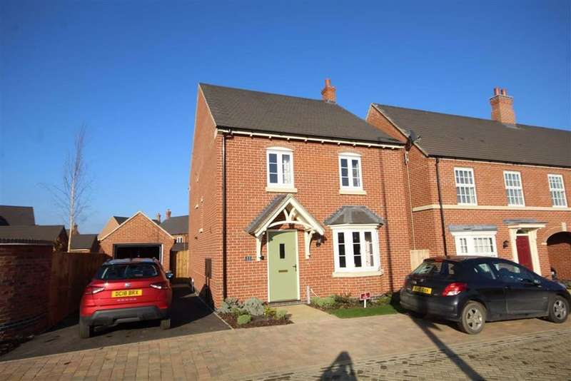 4 Bedrooms Detached House for rent in Vernon Way, Banbury, Oxfordshire, OX16