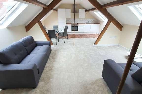 3 Bedrooms Flat for rent in 18 South Street , Ilkeston, DE7