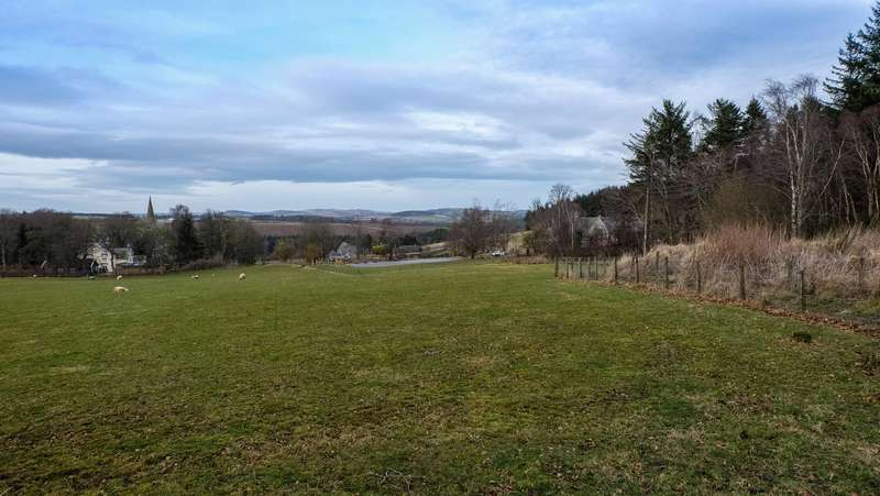 Land Commercial for sale in Forgue, Huntly, Aberdeenshire, AB54 6DQ