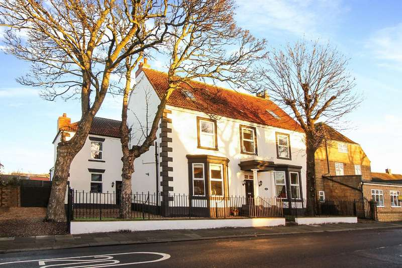 7 Bedrooms Detached House for sale in The Manor House, Front Street, Preston Village, North Shields