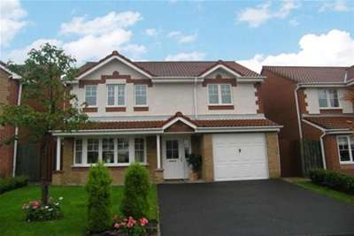 4 Bedrooms Detached House for rent in Balfron Drive, Carnbroe, Coatbridge