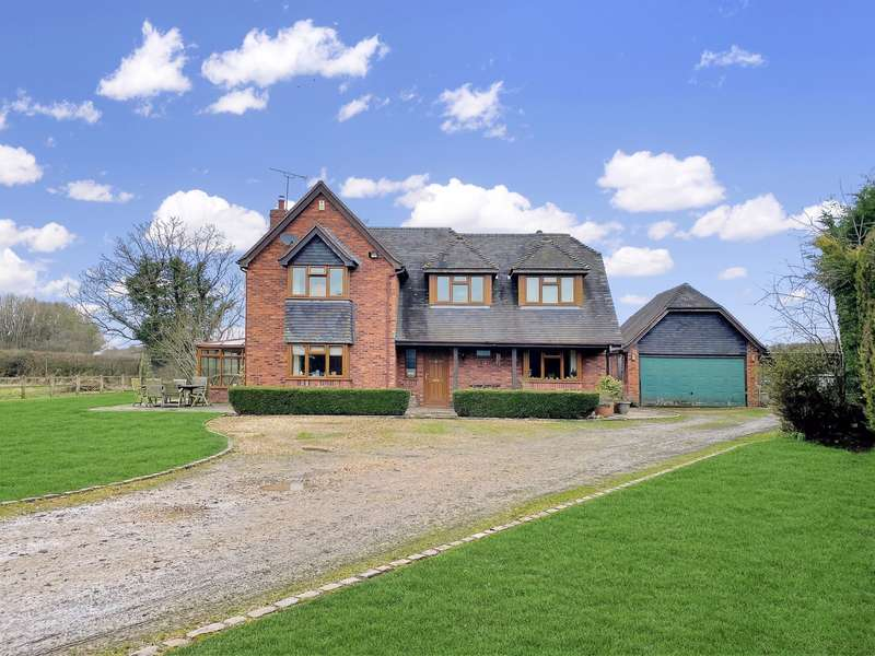 4 Bedrooms Property for sale in Allimore Green, Haughton, Staffordshire