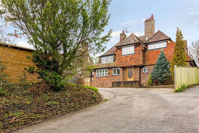 4 Bedrooms Detached House for sale in Broad Street, Cuckfield, West Sussex, RH17