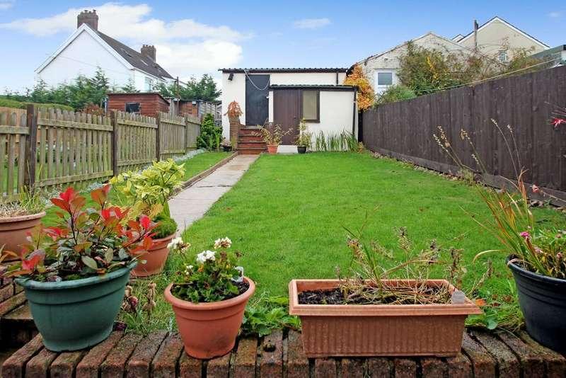 4 Bedrooms Terraced House for sale in Queens Villas, Ebbw Vale, Blaenau Gwent, NP23 5NH