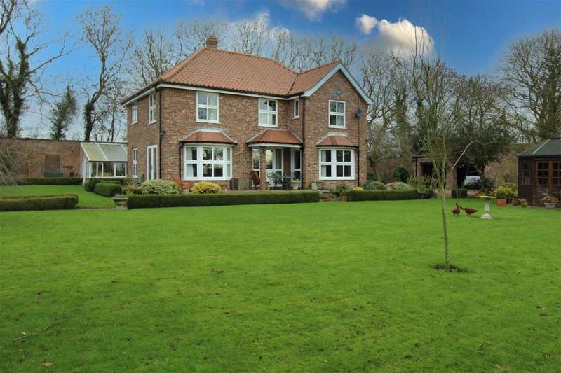 3 Bedrooms Detached House for sale in Rectory Road, Roos