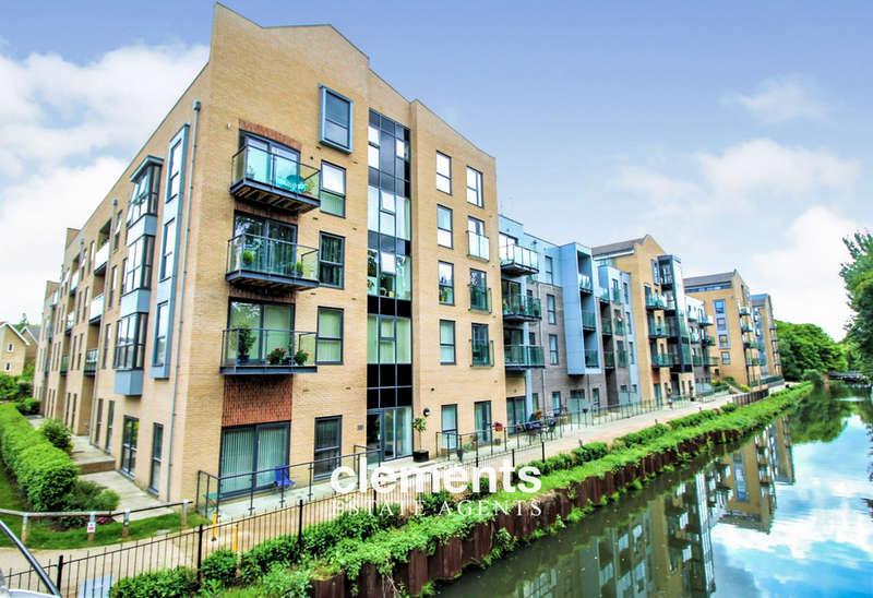 1 Bedroom Flat for rent in Nash Mills Wharf, Hemel Hempstead
