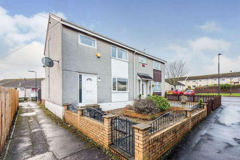 3 Bedrooms Semi Detached House for sale in Cameron Crescent, Bonnyrigg, Midlothian, EH19