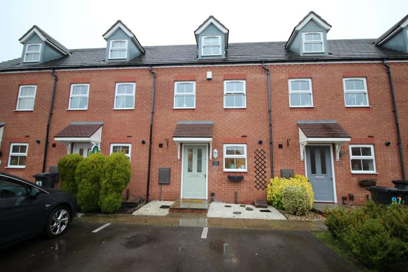 3 Bedrooms House for sale in Goodrich Mews, Upper Gornal, Dudley, West Midlands, DY3