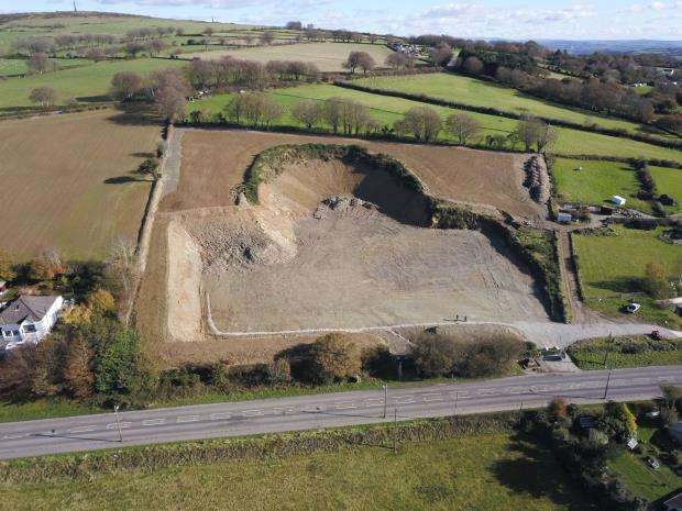 Commercial Property for sale in Launceston Road, Callington, Cornwall