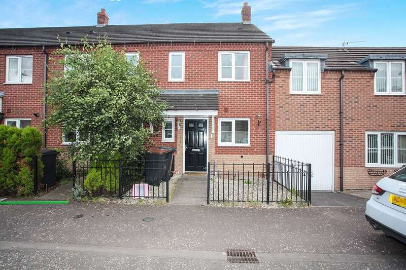 2 Bedrooms Property for rent in Whitebeam Way, Nuneaton, CV10