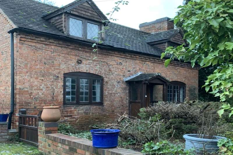 1 Bedroom Flat for rent in Whitford Bridge Road, Stoke Prior, Bromsgrove, B60