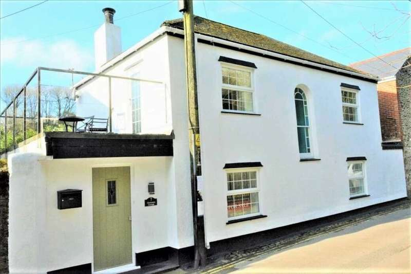 3 Bedrooms Semi Detached House for sale in Church Lane, Mevagissey, St. Austell, PL26