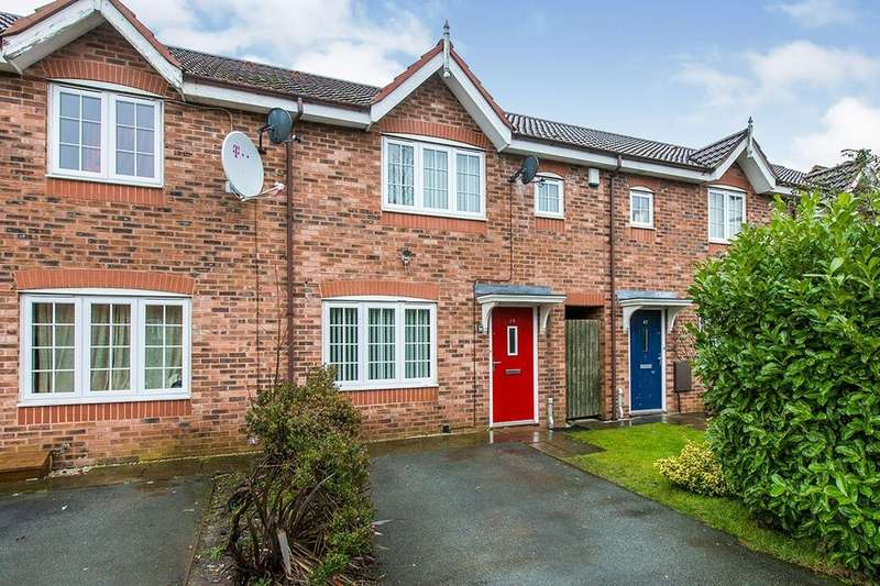 3 Bedrooms Semi Detached House for rent in Reedsmere Close, Newtown, Wigan, WN5