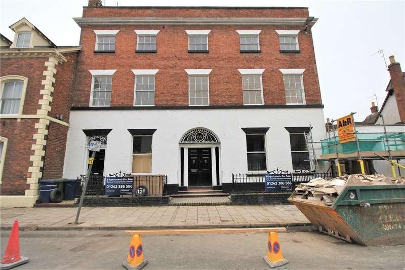 2 Bedrooms Flat for sale in High Street, Tewkesbury, Gloucestershire, GL205BJ