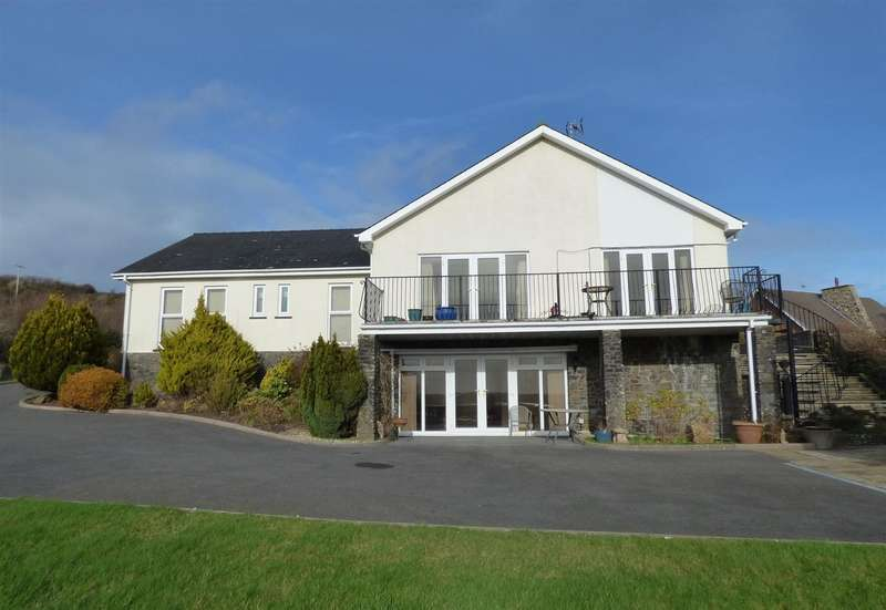 5 Bedrooms Detached House for sale in Ferry Road, Kidwelly
