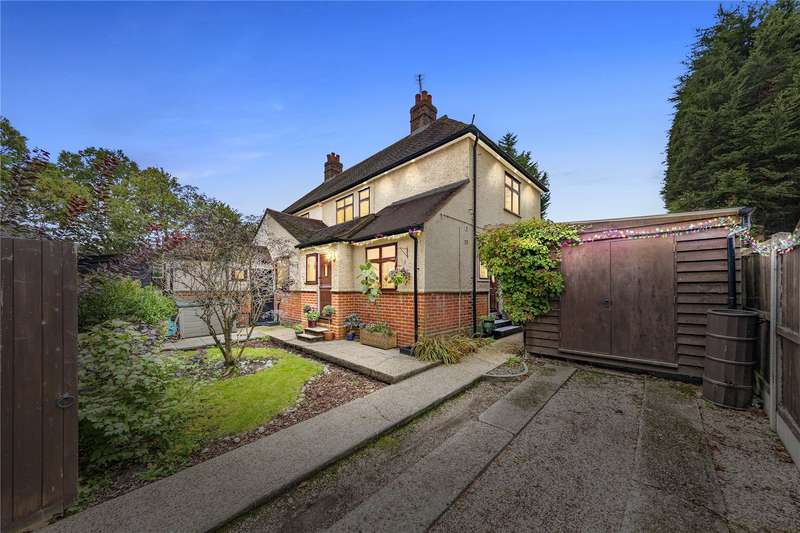 3 Bedrooms Semi Detached House for sale in Hawkswood Road, Downham, Billericay, CM11
