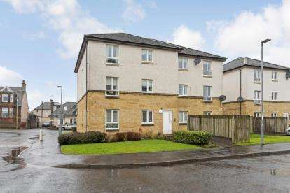 2 Bedrooms Flat for sale in Croft Gardens, Cambuslang
