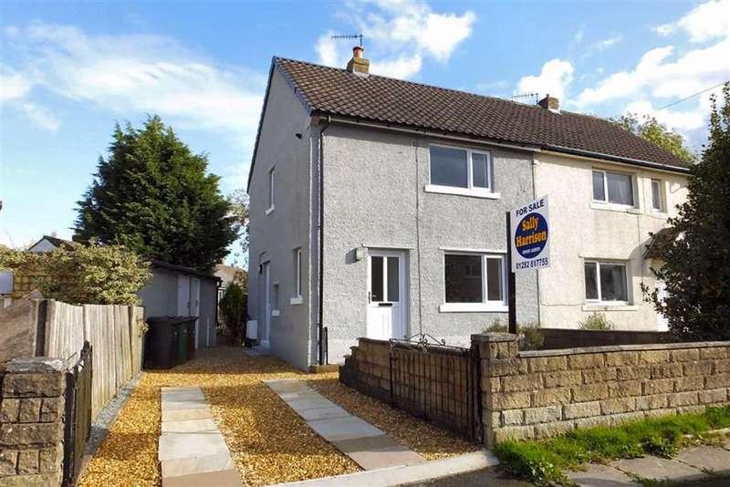 2 Bedrooms Semi Detached House for sale in Fenton Avenue, Barnoldswick, Lancashire, BB18