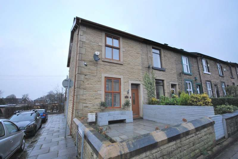 2 Bedrooms End Of Terrace House for sale in Peel Brow, Ramsbottom
