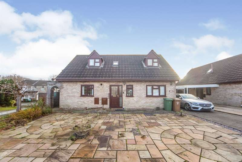 4 Bedrooms Detached House for sale in Tollgate Close, Caerphilly
