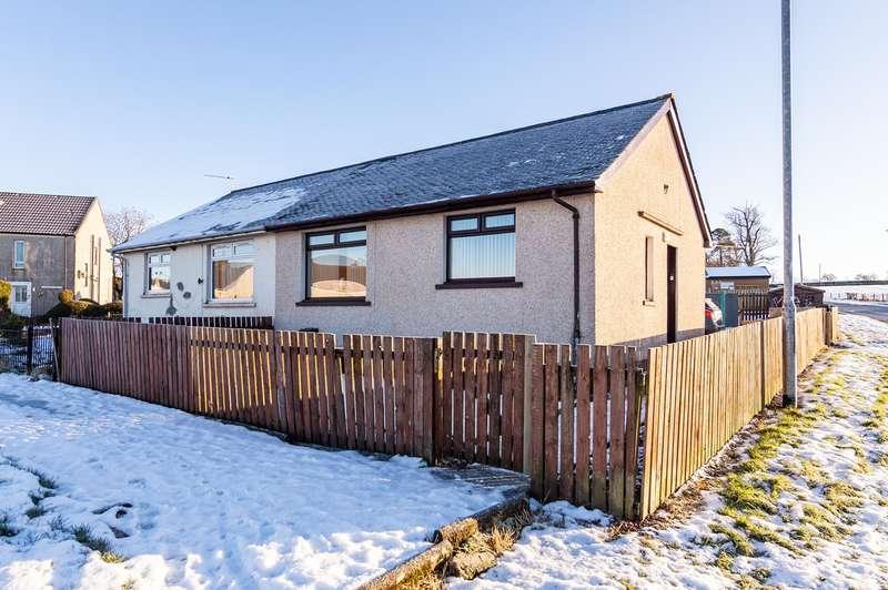1 Bedroom Semi Detached House for sale in Logan Avenue, Logan, Cumnock, KA18