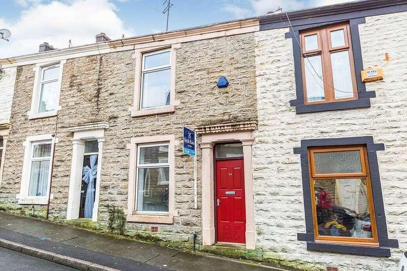 3 Bedrooms Terraced House for rent in Snape Street, Darwen, BB3