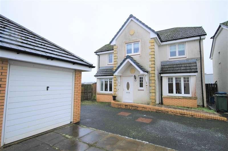 4 Bedrooms Detached House for sale in Low Burnside, Cumnock