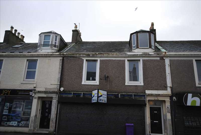 3 Bedrooms Maisonette Flat for sale in Hamilton Street, Saltcoats