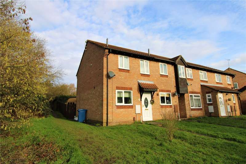 2 Bedrooms End Of Terrace House for rent in Devlin Road, Ipswich, Suffolk, IP8