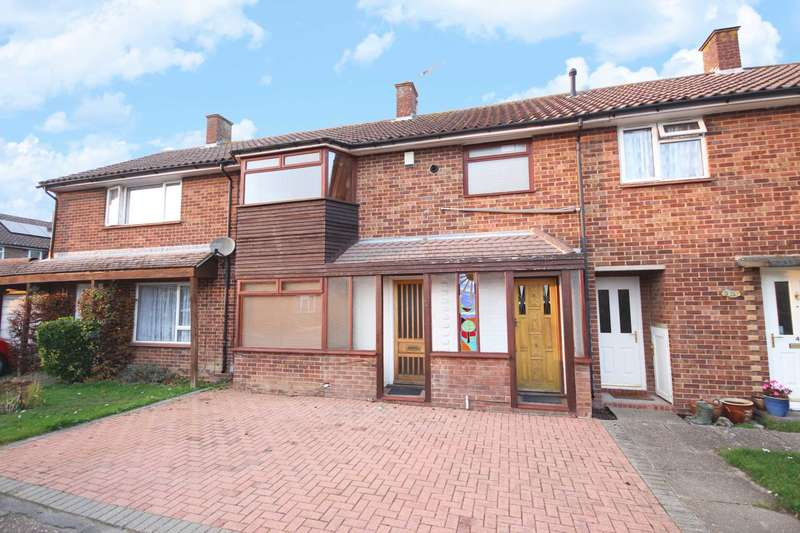 3 Bedrooms Terraced House for rent in Wilwood Road, Bracknell