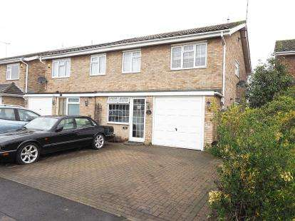 4 Bedrooms Semi Detached House for sale in Eastwood, Leigh On Sea, Essex