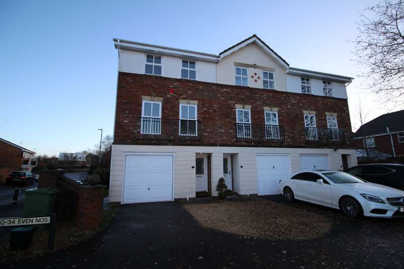 3 Bedrooms Terraced House for rent in Salmons Way, , Bristol, BS16 7DJ